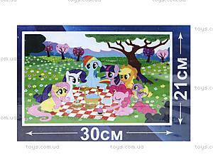 Детские пазлы серии My little Pony, 70 элементов, MLP008, фото