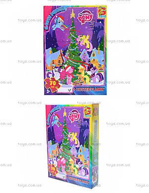 Детские пазлы My little Pony, MLP004