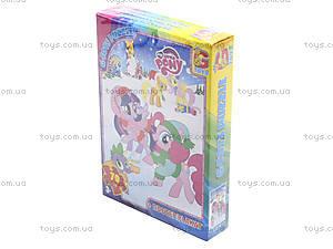 Пазлы серии My little pony, 70 элементов, MLP005, купить