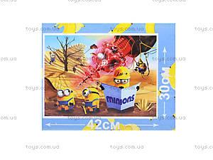 Детские пазлы серии «Миньоны», 150 элементов, MIB005, купить