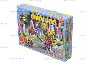 Пазлы детские серии «Миньоны», 70 элементов, MI004, купить
