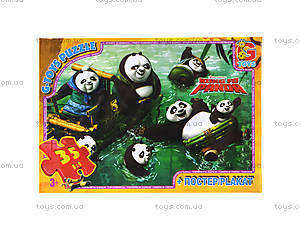 Пазл серии «Панда Кунг-Фу», 35 элементов, PA003, отзывы