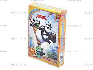 Пазлы серии «Панда Кунг Фу», 70 элементов, PA004, фото