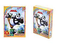 Пазлы серии «Панда Кунг Фу», 70 элементов, PA004, отзывы