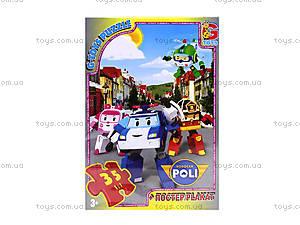 Детский пазл серии «Робокар Поли», 70 элементов, RR067435, купить