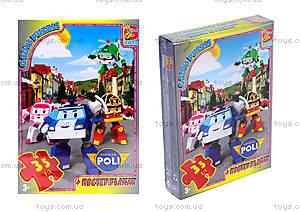 Детский пазл серии «Робокар Поли», 70 элементов, RR067435
