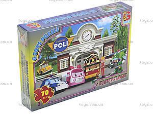 Пазл серии «Робокар Поли», 70 элементов, RR067437, фото