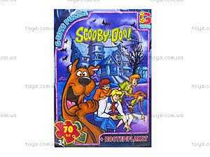 Пазлы для детей Scooby Doo, SD001, купить