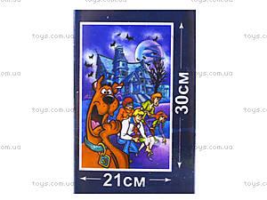 Пазлы для детей Scooby Doo, SD001, фото