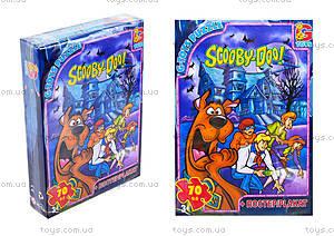 Пазлы для детей Scooby Doo, SD001