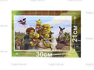 Пазлы серии Shrek, 35 элементов, DS9020, фото
