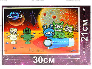 Пазлы для детей серии «Стикиз», 35 элементов, ST007, фото