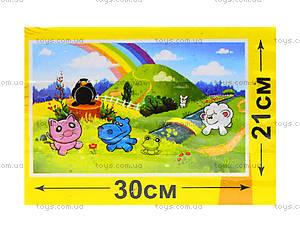 Детские пазлы «Стикиз», 35 элементов, ST005, фото