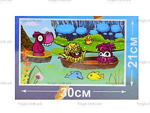 Пазлы для детей «Стикиз», 35 элементов, ST006, фото