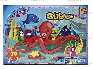Пазлы серии Stikeez, 70 элементов, ST002, купить