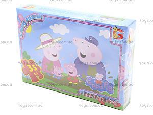 Пазлы серии «Свинка Пеппа», 35 элементов, PP004, купить
