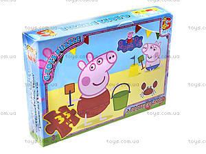 Пазл серии «Свинка Пеппа», 35 элементов, PP008, фото