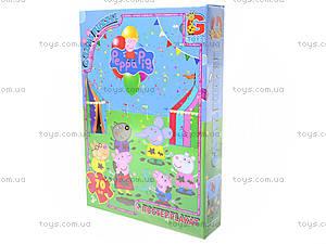 Пазлы для детей  «Свинка Пеппа», PP003, купить