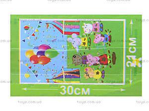 Пазлы для детей  «Свинка Пеппа», PP003, фото