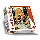 Пазлы Trefl «Динозавры», 87005, купить