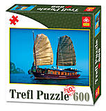 Пазлы Trefl «Кораблик», 89006, отзывы