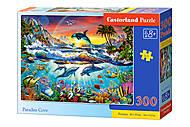 Пазлы «Тропический рай» 300 элементов, B-030101, фото