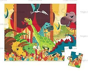 Пазлы в чемоданчике «Динозаврики», 24 элемента, J02873, купить