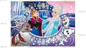 Пазлы в тубе Frozen, 53544, фото