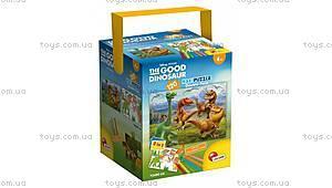 Пазлы в тубе «Хороший динозавр», 52899