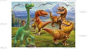 Пазлы в тубе «Хороший динозавр», 52899, купить
