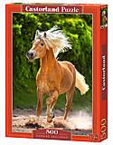 """Пазлы """"Великолепная лошадь"""", 500 элементов, В-52981"""