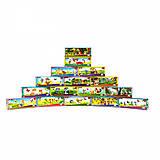 Пазлы «Весёлые зверята» 16 штук по 105 элементов, 188