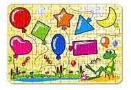 """Пазлы """"Воздушные шарики"""" 104 элементы, 734, купить"""