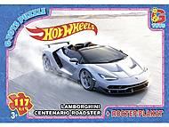 """Пазлы из серии """"Hot Wheels. Lamborghini"""" №2, 117 элементов, FW733, купить"""