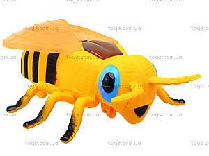 Заводная игрушка «Пчела» со световым эффектом, 866-13B, фото