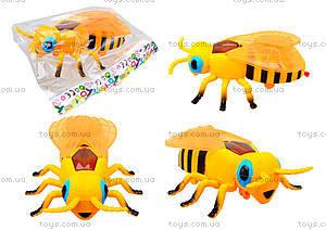 Заводная игрушка «Пчела» со световым эффектом, 866-13B