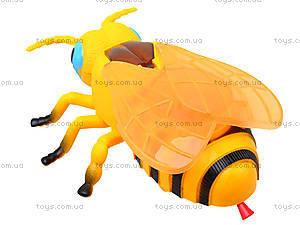 Заводная игрушка «Пчела» со световым эффектом, 866-13B, отзывы