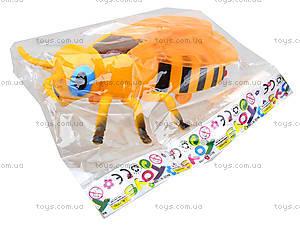 Заводная игрушка «Пчела» со световым эффектом, 866-13B, цена