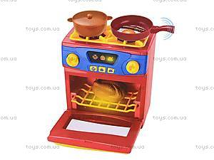 Печка с посудой, 26131, отзывы