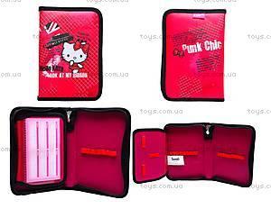 Школьный пенал на молнии Hello Kitty, HK15-621-1K