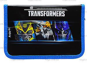 Пенал школьный Transformers, без наполнения, TF15-621-1K, отзывы