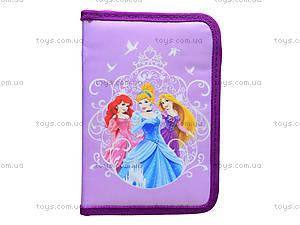 Пенал для девочек Princess, P15-622-2K, отзывы