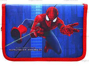 Пенал на молнии Spider-Man, SM15-622-1K, цена