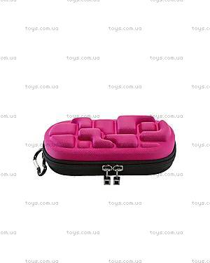 Пенал для девочки LedLox Pencil Case, розовый, KZ24484179