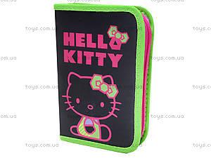 Пенал для канцтоваров Hello Kitty, HK14-622-2K