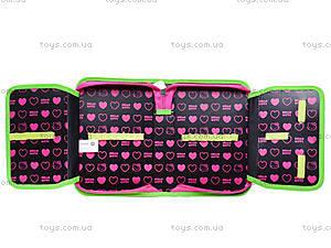 Пенал для канцтоваров Hello Kitty, HK14-622-2K, купить