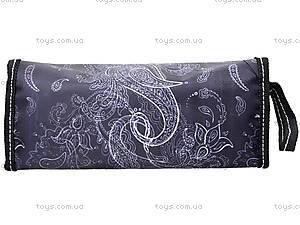 Пенал для канцтоваров Kite Beauty, черный, K14-653-1, фото