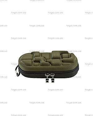 Пенал для подростков, зеленый, KZ24484162