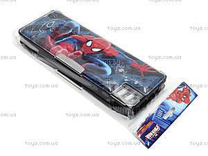 Пенал жесткий с точилками Spiderman, SMBB-US2-119281, цена