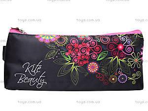 Пенал Kite Beauty, черный, K14-641-16